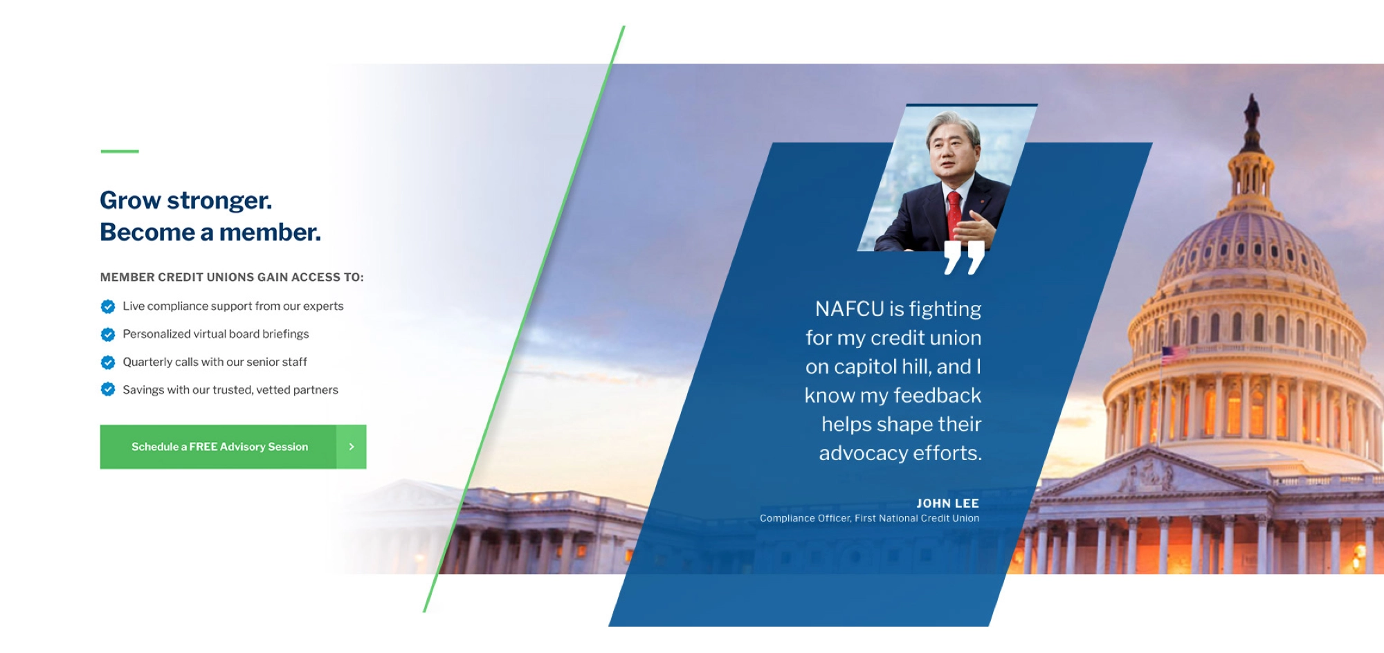 NAFCU personalization and news highlights